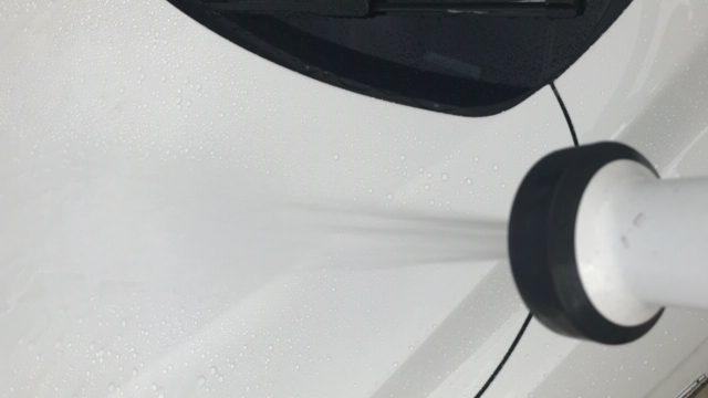 洗車 シャワー