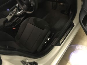 BMW 室内 4シリーズ