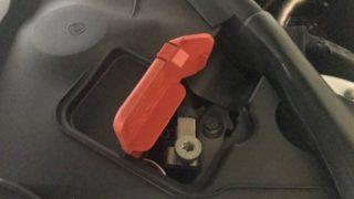 バッテリー対処法